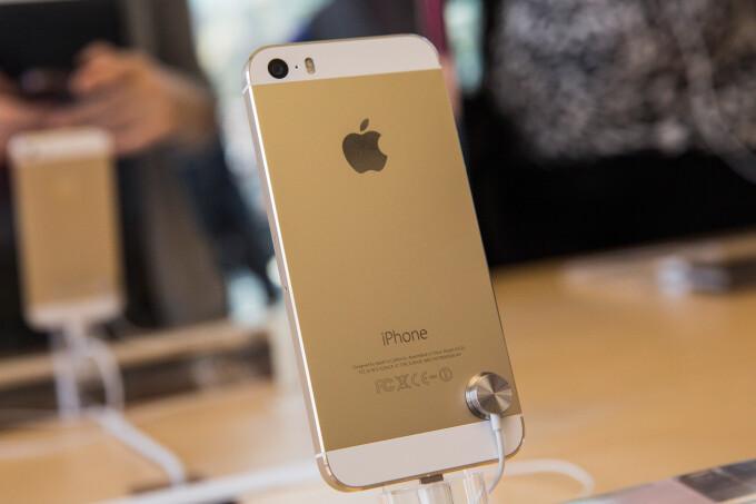 iPhone Apple - 5