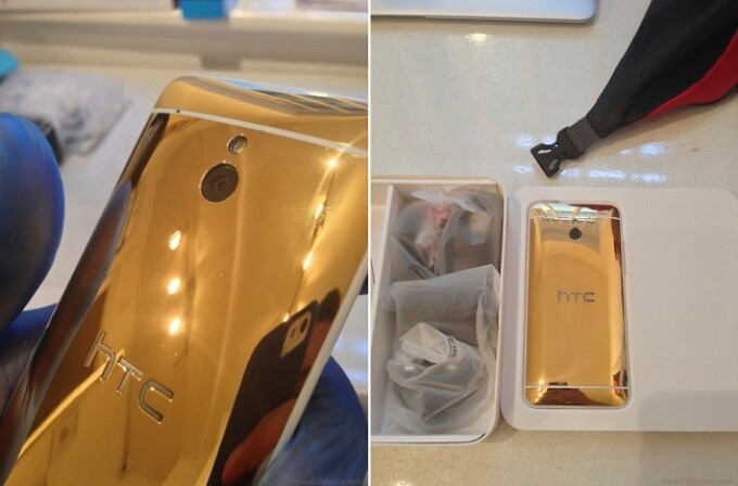 HTC One Mini Gold Edition - 2