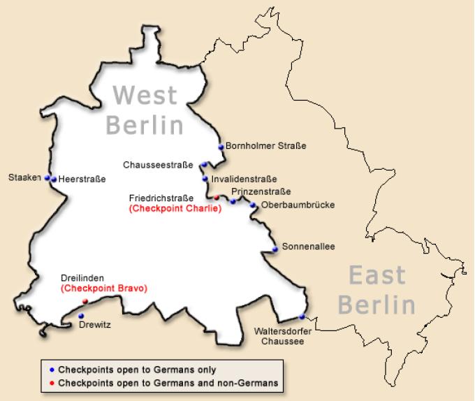 Harta Noului Zid Al Berlinului Cum S Au Impartit Voturile In