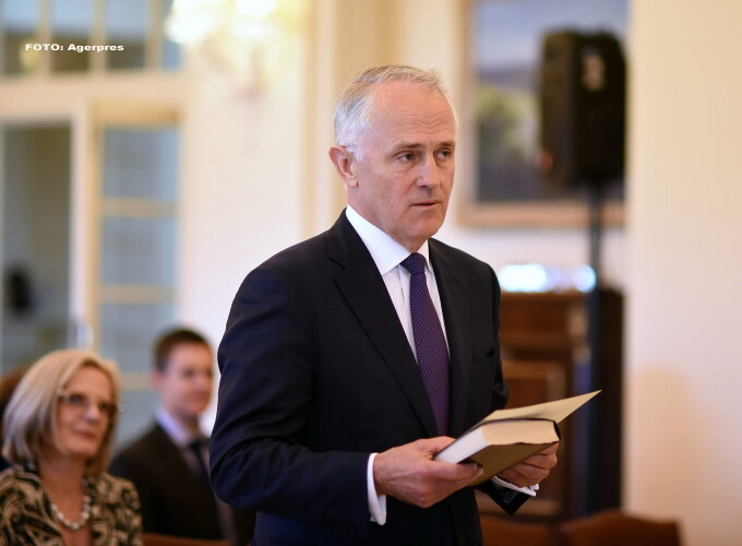 Malcolm Turnbull - AGERPRES