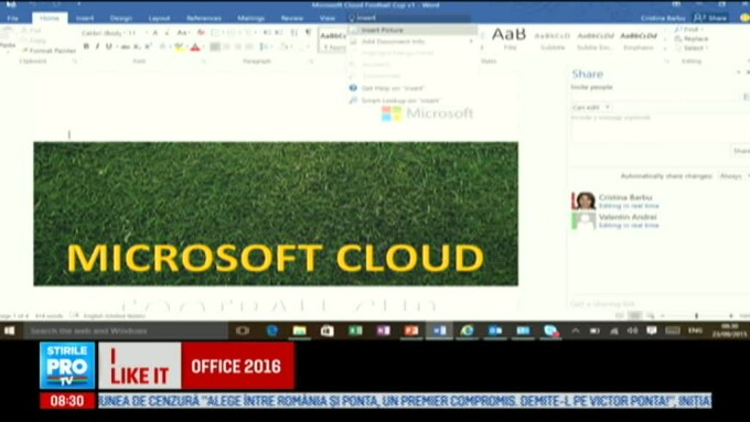 Office 2016 - STIRI