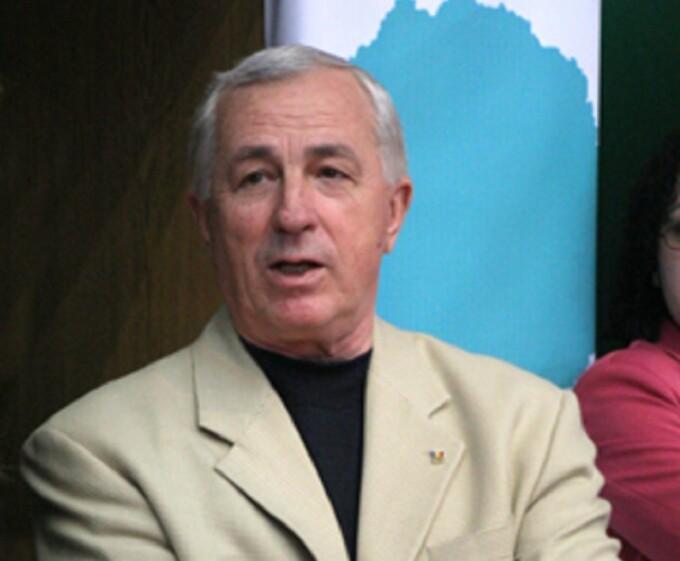 Nicolae Vieru, fostul presedinte al Federatiei Romane de Gimnastica, a incetat din viata