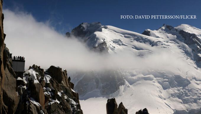 Alpi, Aguille de Midi