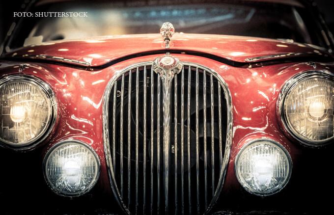 Jaguar de epoca