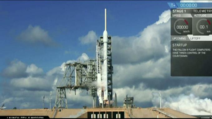 space x, lansare racheta, armata americana,
