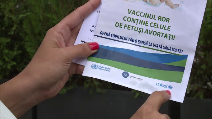 pliante, vaccinare, pliante anti vaccinare