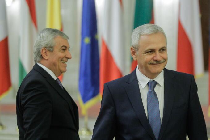 Călin Popescu Tăriceanu, Liviu Dragnea