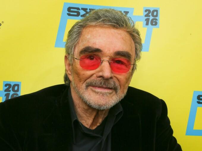 Ultima fotografie cu Burt Reynolds. Actorul a murit la vârsta de 82 de ani