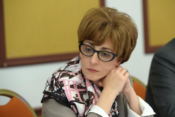 Corina Pop, secretar de stat in Ministerul Sanatatii
