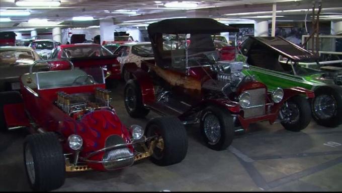datând mașinile vechi