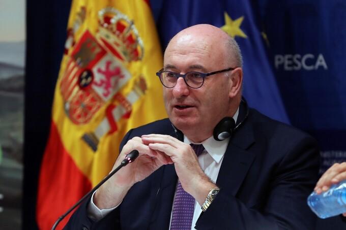 Comisarul european Phil Hogan, responsabil pentru agricultură şi dezvoltare rurală