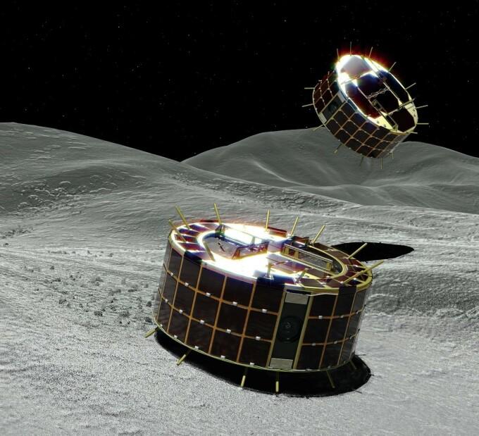 Rover Minerava-II1