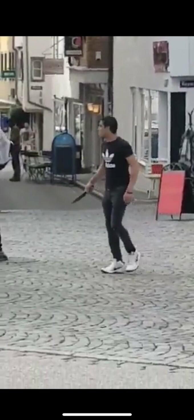 suspect Germania