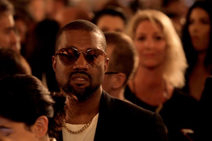 Rapperul Kanye West