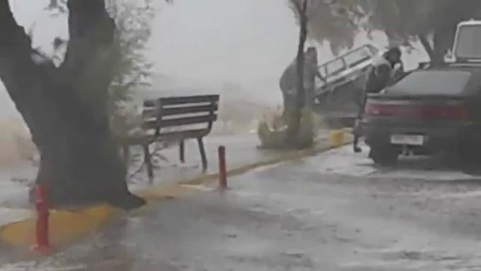 furtună Grecia