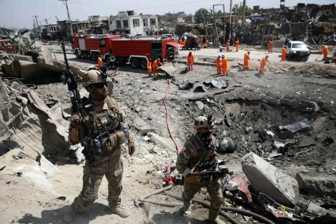 Oficial român, mort într-un atac terorist în capitala Kabul. Un alt diplomat, grav rănit - 5