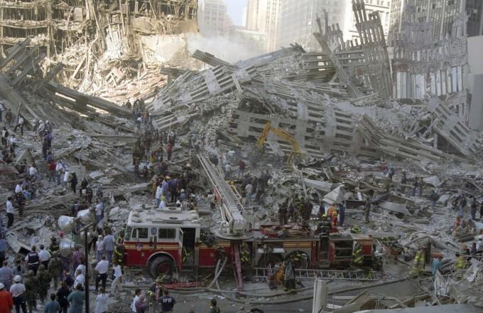 Fotografii nemaivăzute până acum cu dezastrul din 11 septembrie - 1