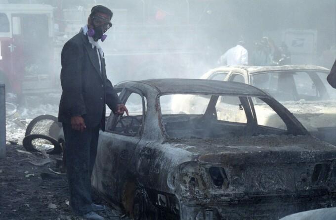 Fotografii nemaivăzute până acum cu dezastrul din 11 septembrie - 5