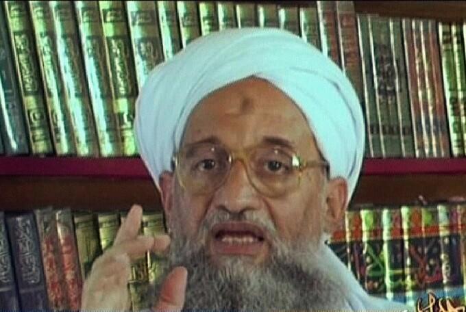 Ayman Al Zawahiri, lider Al Qaida