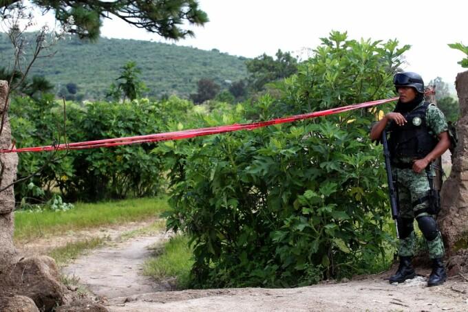 """Peste 100 de saci cu cadavre, găsiţi în Mexic. Ar putea fi victimele lui """"El Mencho"""""""