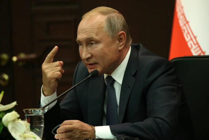 Vladimir Putin, despre criza din Arabia Saudită - 3