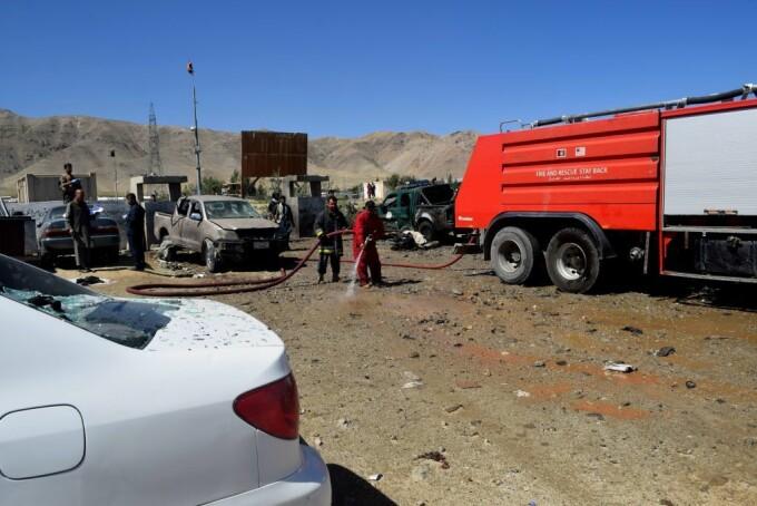 Atentate in Afganistan - 3