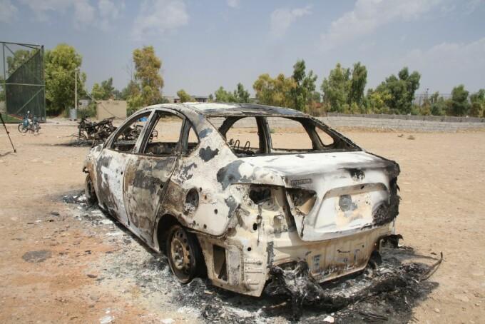 atentat in Irak