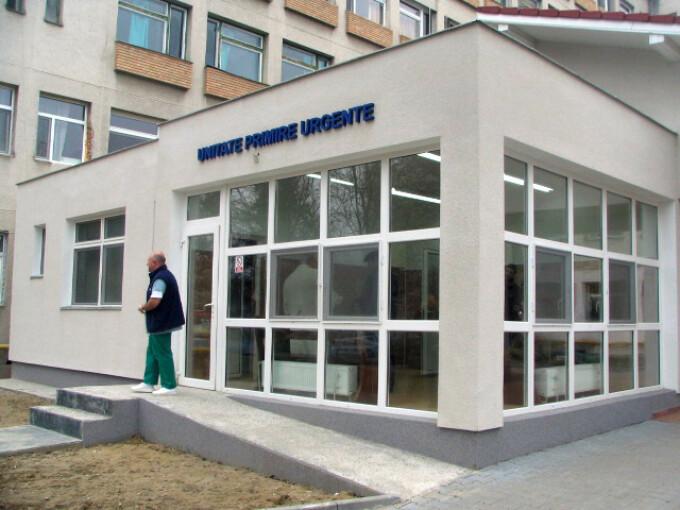Spitalul de Urgenta Bistrita
