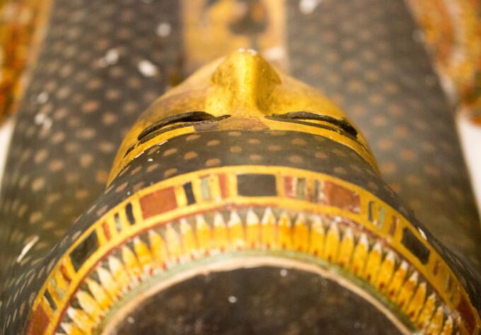 Un sarcofag furat și expus în New York, repatriat în Egipt. Cum arată