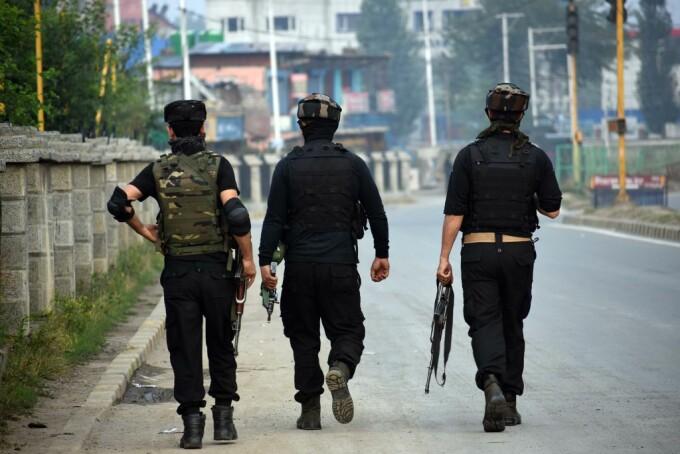 politia india