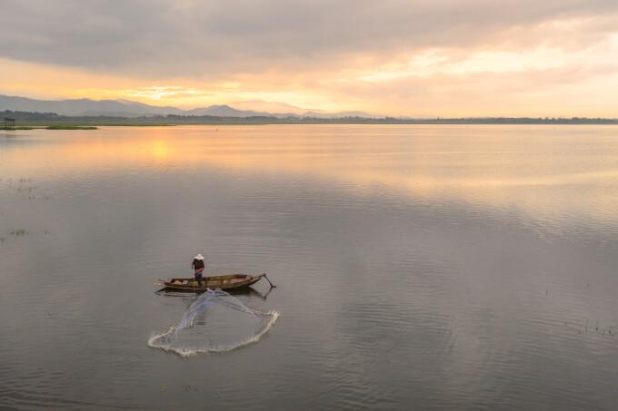 Pescar din Indonezia