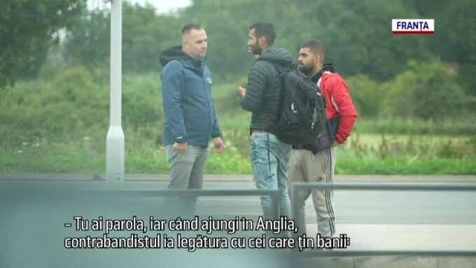 migranti de contrabanda