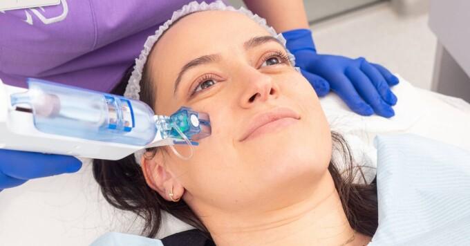 tratamente faciale noninvazive