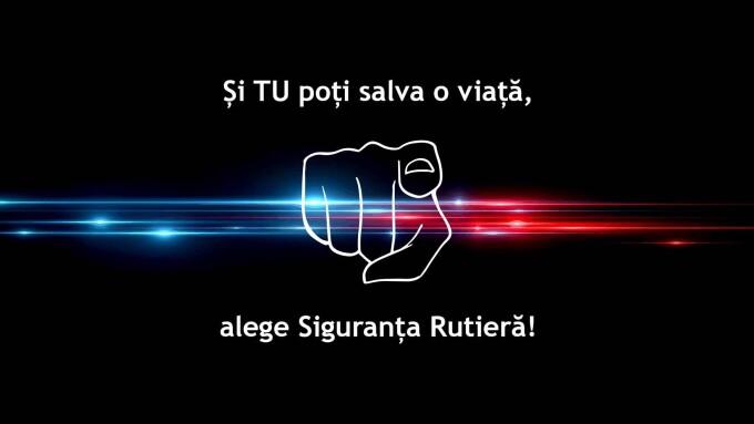 campanie educatie rutiera politia romana