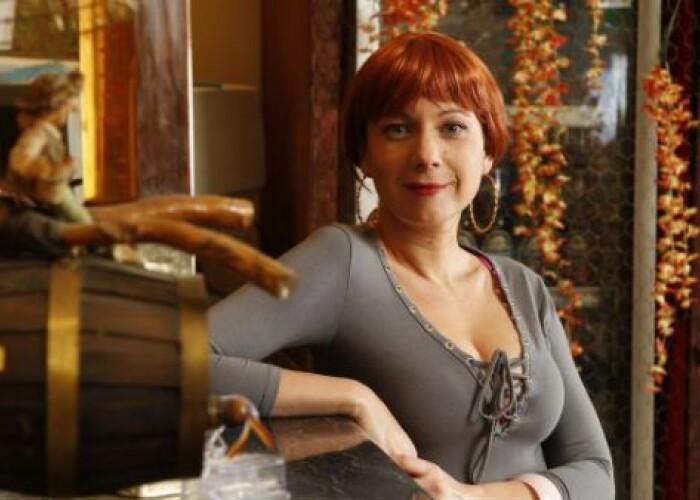 Mirela Oprisor, despre cum a ajuns sa-i dea viata Aspirinei in Las Fierbinti