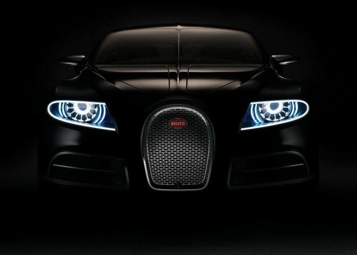 FOTO Bugatti lanseaza un nou MONSTRU cu peste 1000 de cai! Galibier, prima limuzina care atinge 380KM/H!