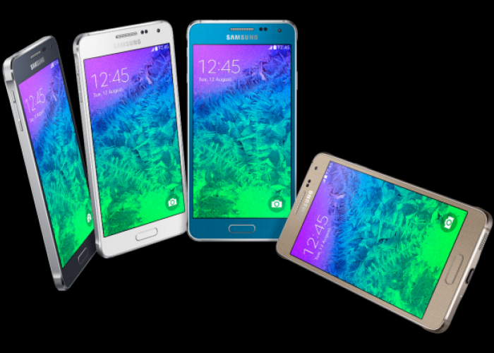 Cum arata si ce stie sa faca Galaxy Alpha - un nou smartphone de la Samsung! VIDEO