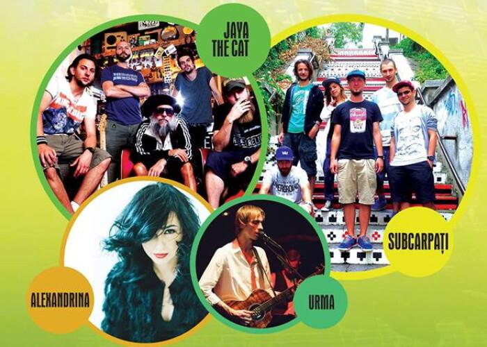 Bucharest GreenSounds Festival si Sin City 2! Unde iesim in weekend: