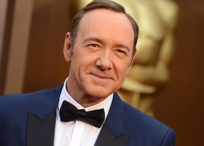 Kevin Spacey e pe 3. Topul celor mai bine platiti actori de televiziune: FOTO