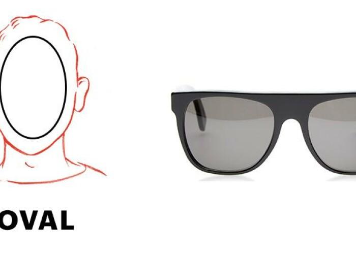 Care sunt ochelarii de soare care se potrivesc cu forma fetei tale: Cum poti sa-i alegi corect
