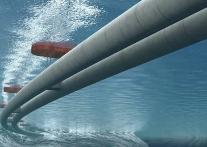 O tara investeste 25 de miliarde de dolari pentru o autostrada sub apa nemaivazuta! Cand va fi gata