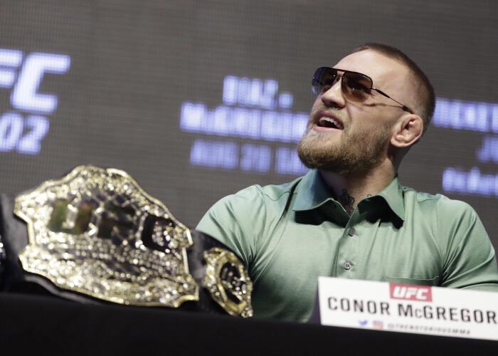 Suma uriasa cu care McGregor se alege in urma meciului revansa cu Diaz. UFC 202, la un nou record