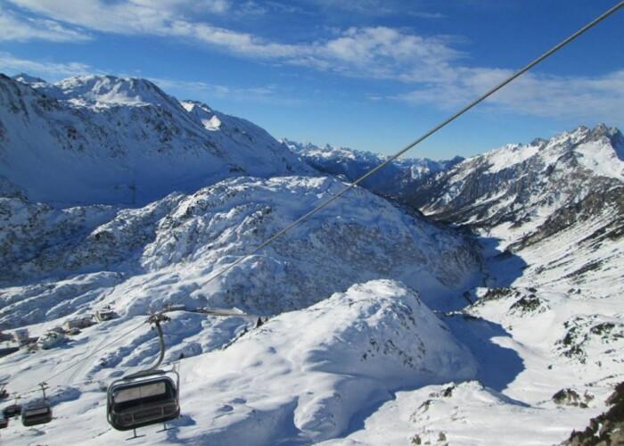 ARLBERG: epic ski  total free-ride in cea mai ravnita regiune alpina din Austria  Europa