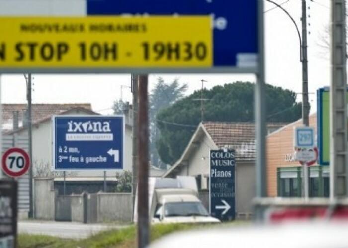 Care este primul oras din Europa care interzice publicitatea stradala