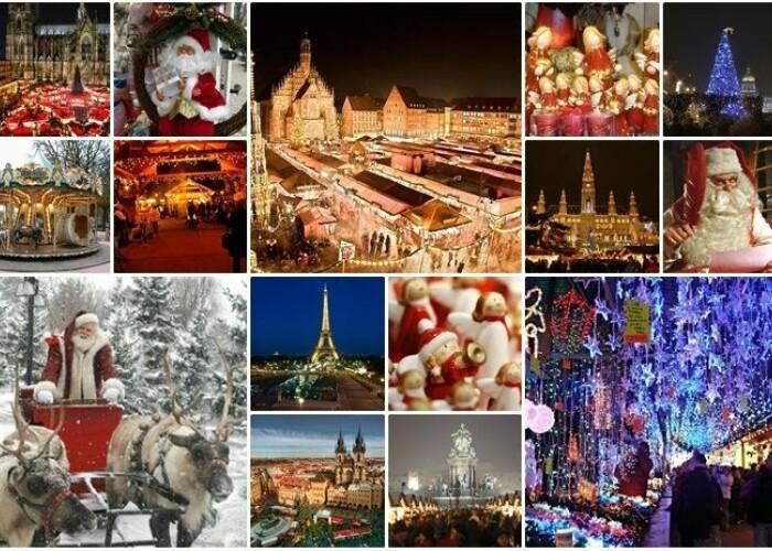 TOP 10 Cele mai cunoscute targuri de Craciun din Europa: Uite care sunt orasele unde traditia se pastreaza de mai bine de 700 de ani