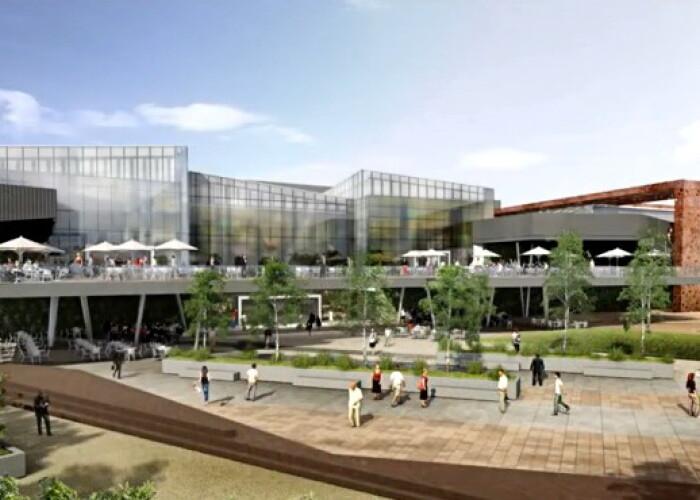 Cum va arata si cand se va deschide mall-ul de 180 milioane de euro din Bucuresti! VIDEO