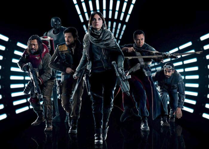 "Rogue One: O poveste Star Wars"" – o noua aventura galactica, la cinema din 15 decembrie"
