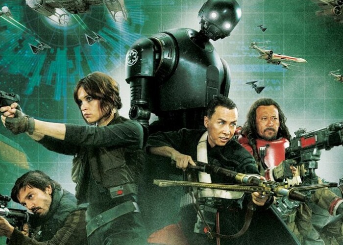 """Rogue One: O poveste Star Wars"" – primele impresii"