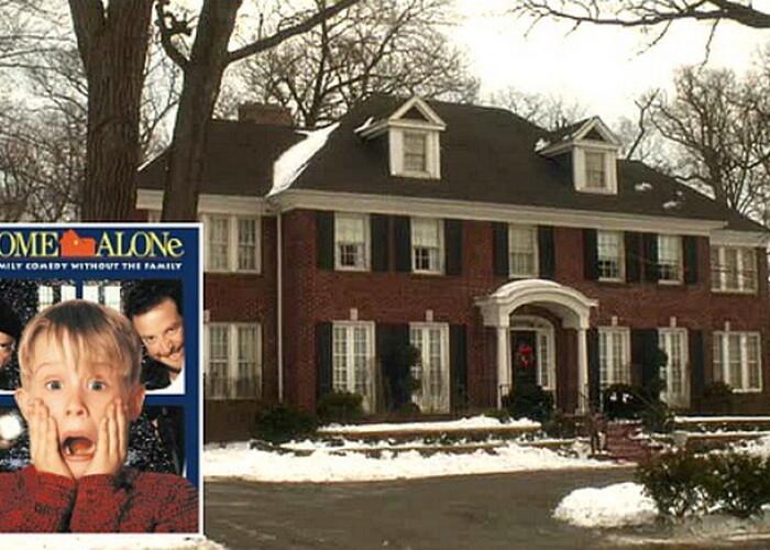 Cat valoreaza acum casa lui Kevin din Home Alone! Pretul este neasteptat