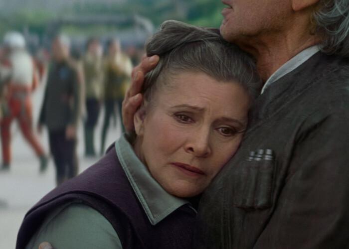Ce se va intampla cu Star Wars: Episodul VIII dupa moartea actritei Carrie Fisher